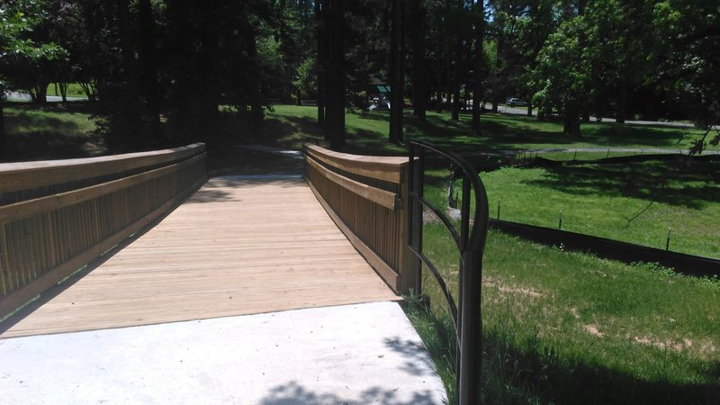 Bridge at Westover Park