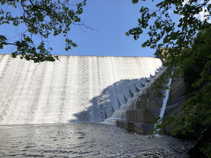 Deja Vu trail- liberty dam