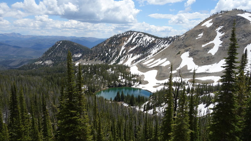 Upper Lola Lake