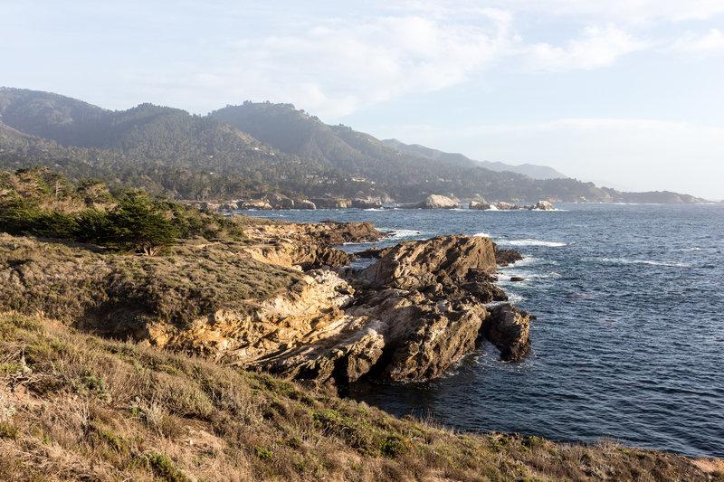 Bluffs at Sand Hill Cove