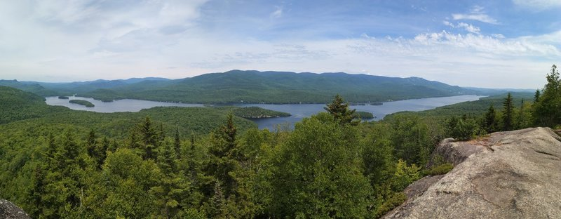 View of Lac Tremblant