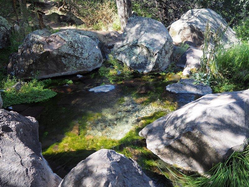 Big Arsenic Springs