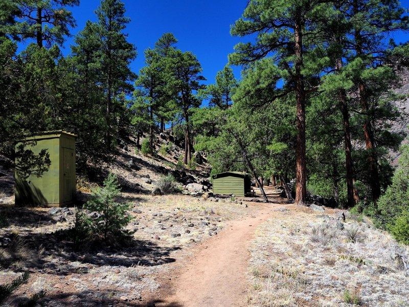 Little Arsenic Springs Camp