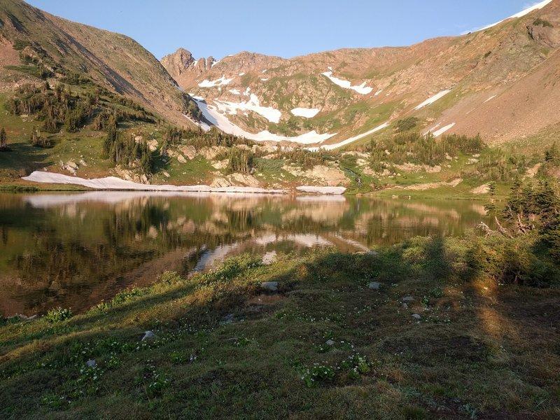 Rogers Peak Lake