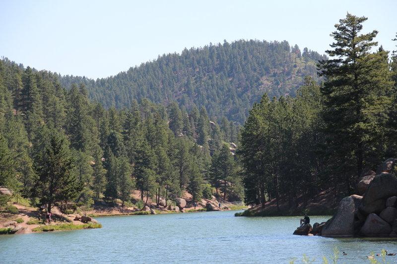 Palmer Lake Reservoir #2