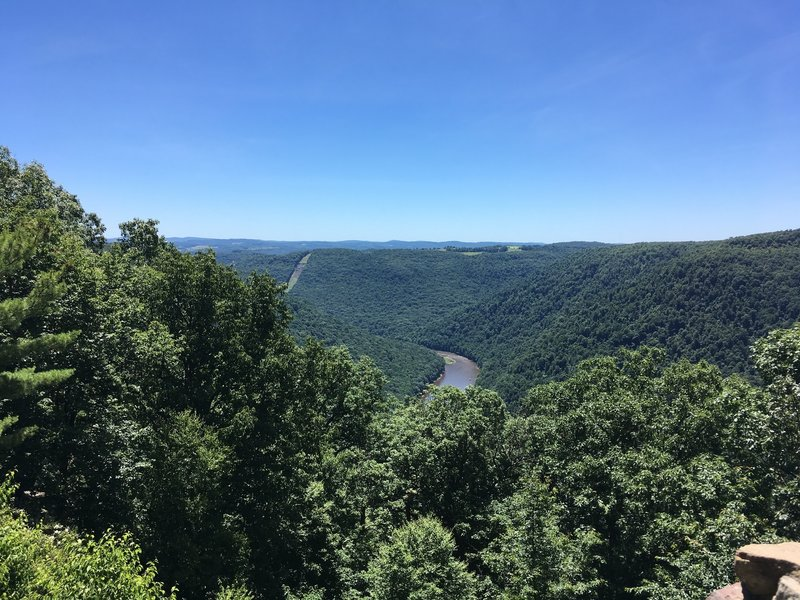 Coopers Rock State Forest, WV