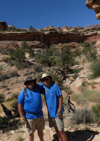 Big Spring Canyon- Squaw Canyon/Big Spring Canyon Loop