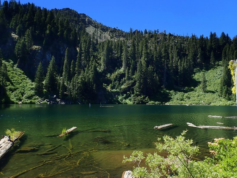 Raspberry Lake