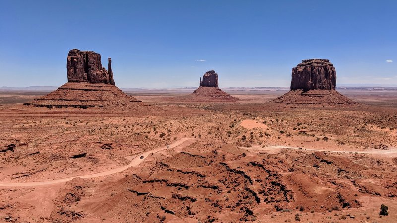 Few places invoke instant feelings of the American West as Monument Valley