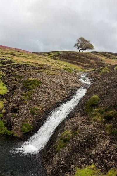Upper Hollow Falls