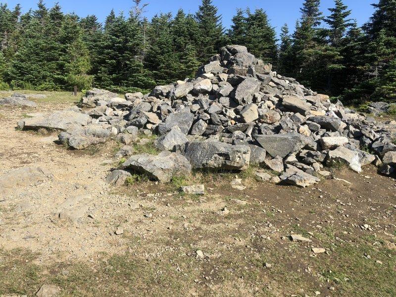 Mount Hale summit