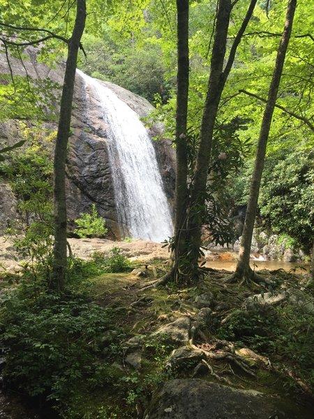 North Harper Creek Falls.