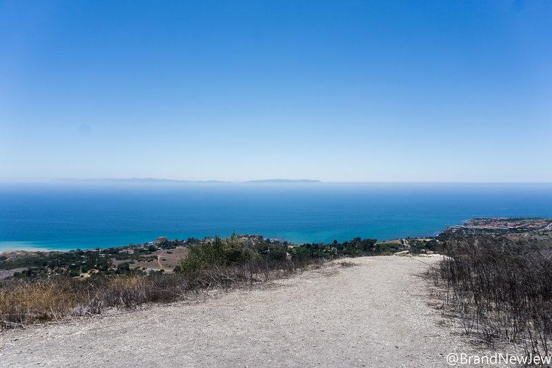 Pacific Ocean & Catalina Island