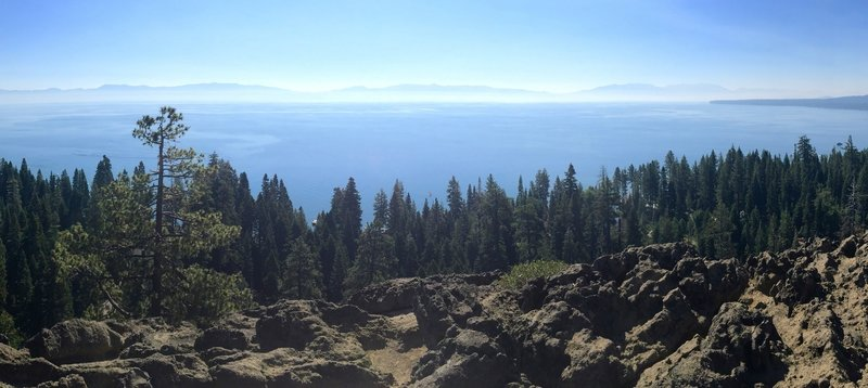 Tahoe vista point