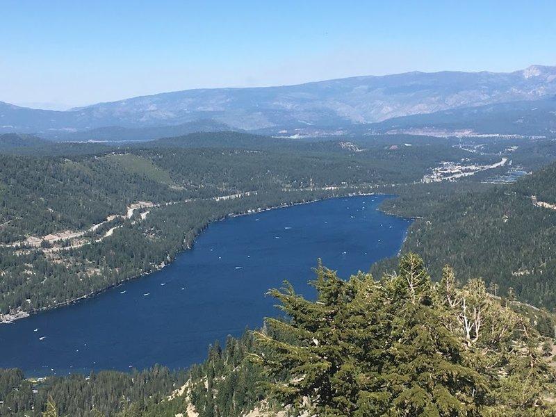 From Donner Peak