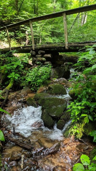 Woodfin Creek Bridge