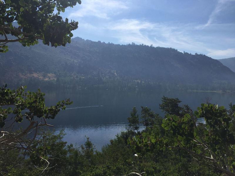 View of Sliver Lake