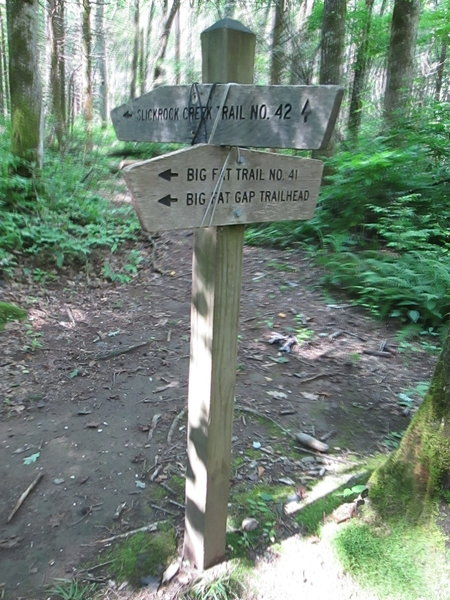 Big Fat TrailHead