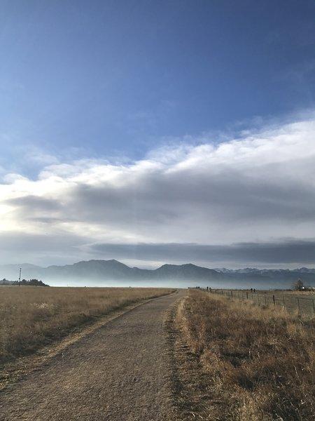 Davidson Mesa Trail