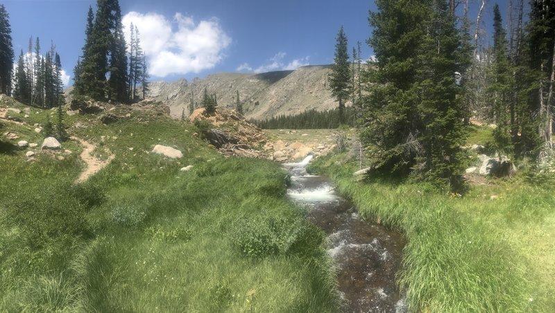 Peak of summer