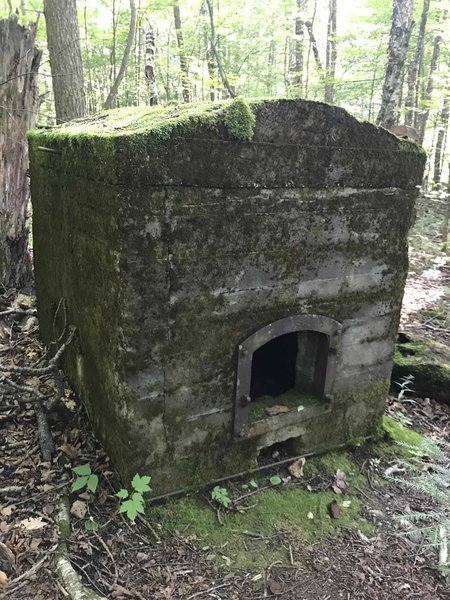 Old oven?