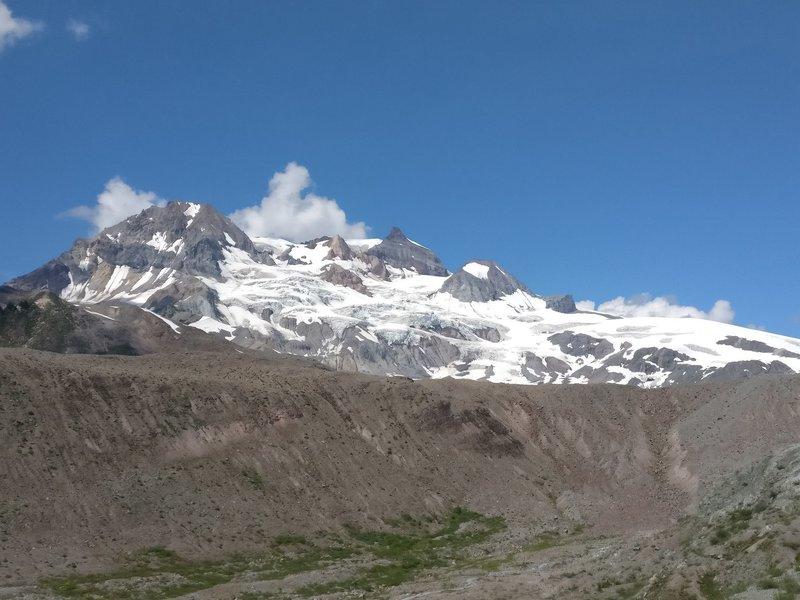 Alpha, the dominant peak of Garibaldi park