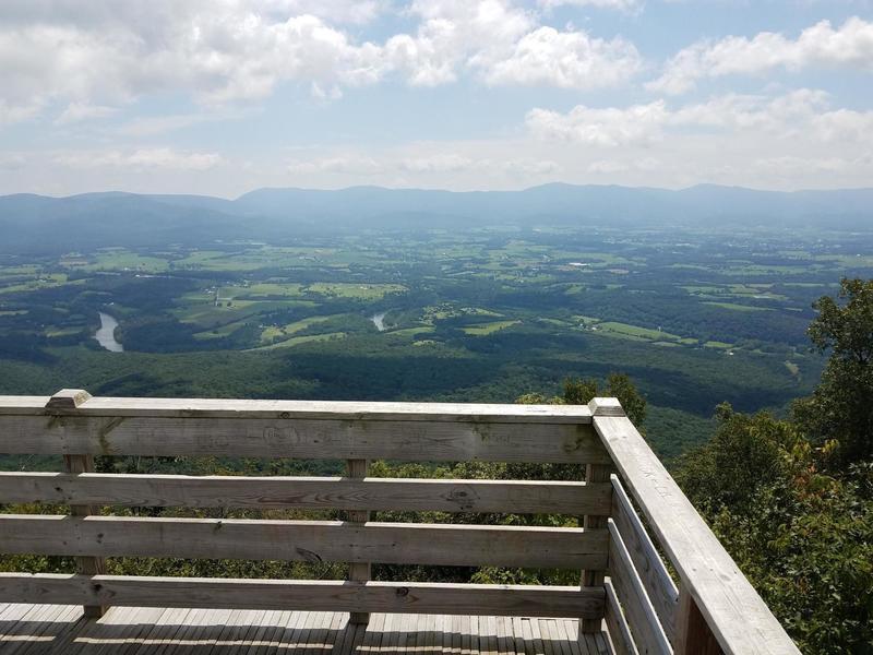Kennedy Peak View