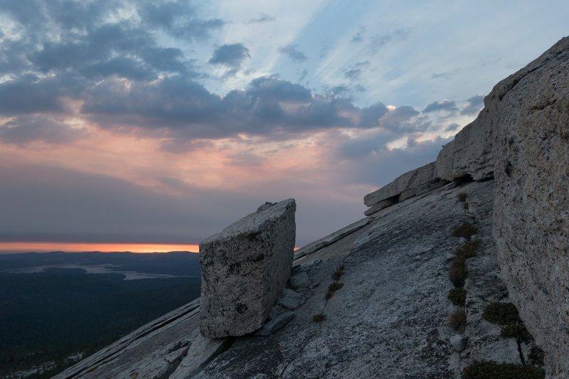 Slick Rock sunset