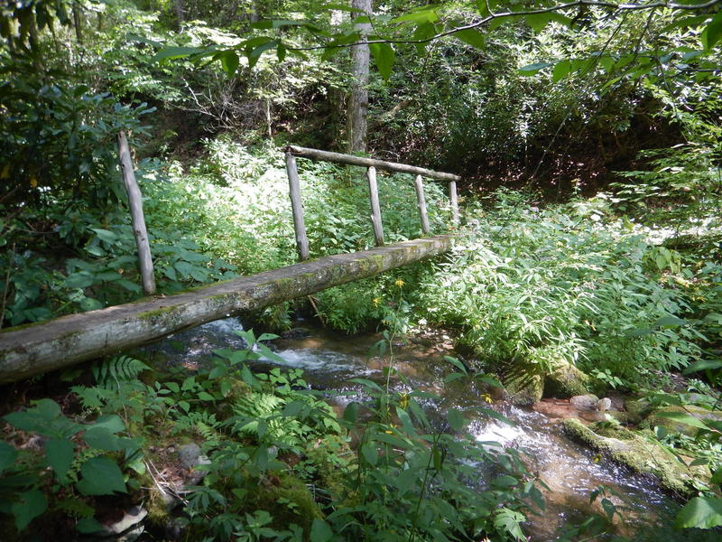 Only foot bridge left as of August 2018.