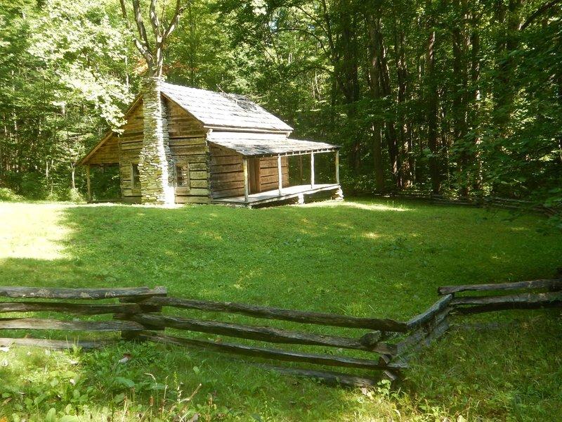 David Cook cabin