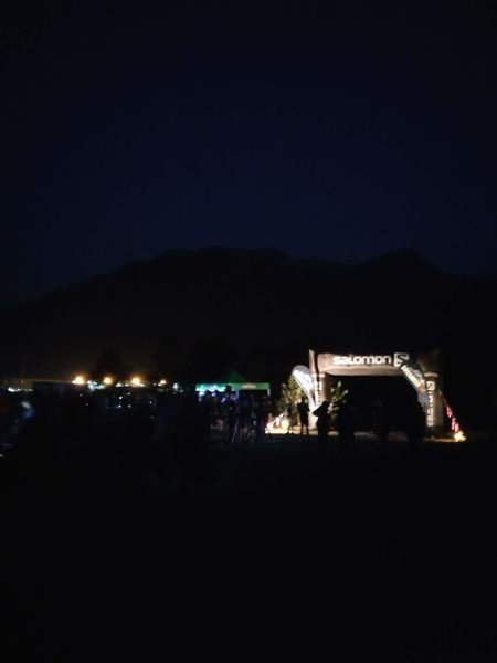 Start line of the SQ50 mile