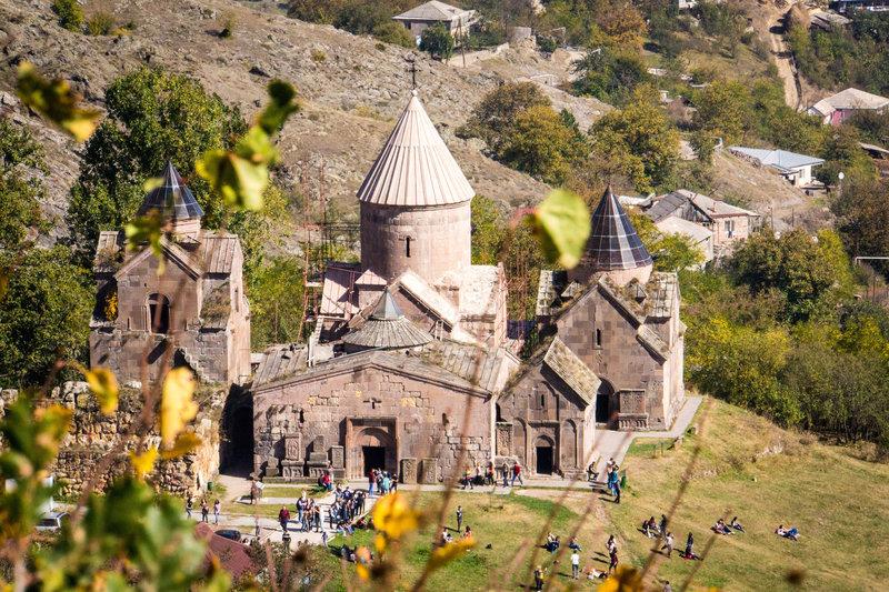 Goshavank (monastery)