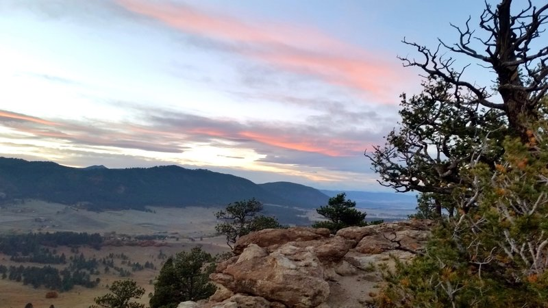 Windy Point - Spruce Mountain