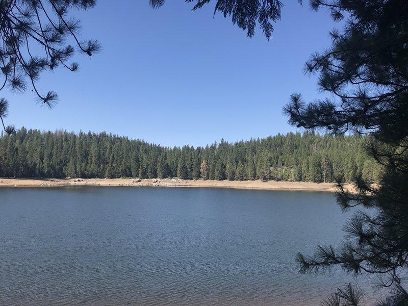 Lyons Reservoir, August 2018
