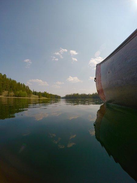Lake Jackson is a beaute.