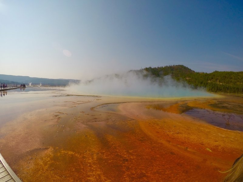 The Grand Prismatic is a truly amazing creation.
