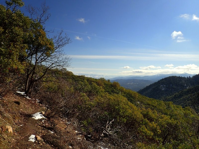 View from The Grotto Trail
