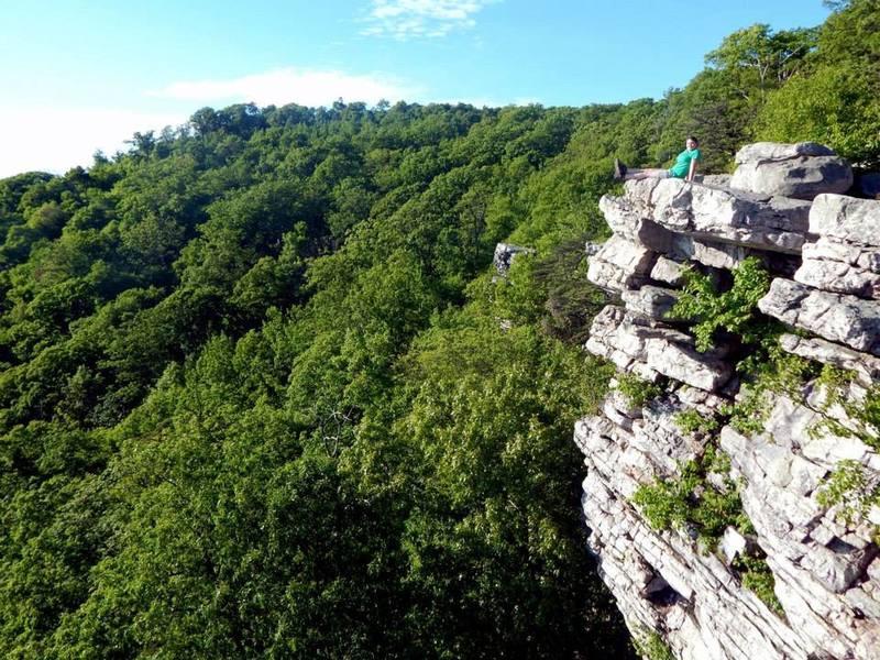 Annapolis Rock/Black Rock Cliffs Hike, MD