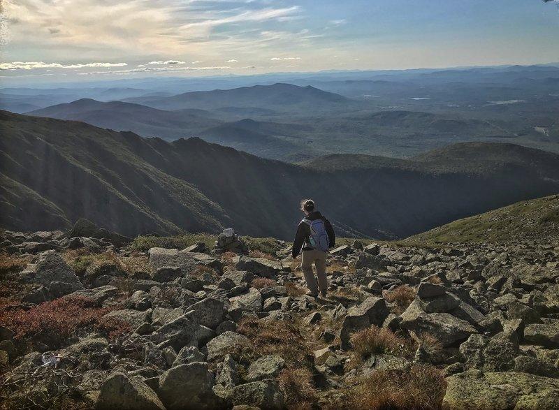 Israel Ridge Path