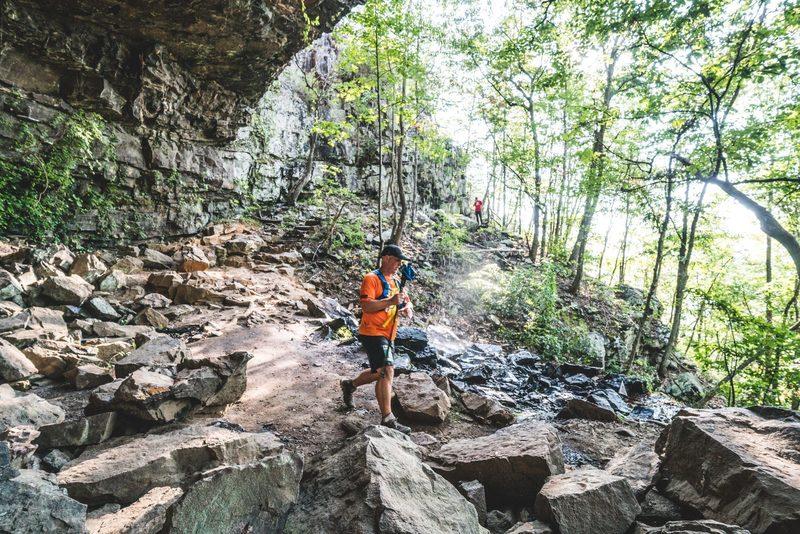 Keown Falls Cave