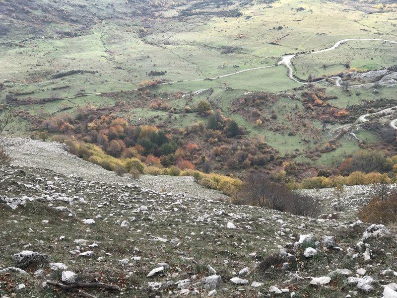 Trail san marco Motola