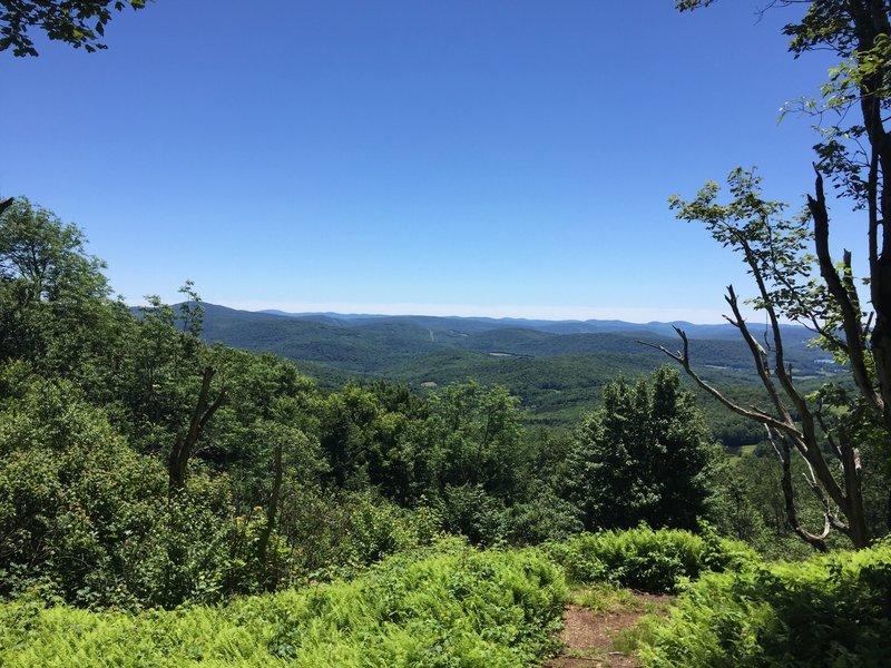 Bramley Mountain Summit