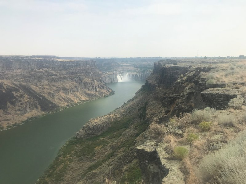 Shoshone Falls, the Niagra of the West