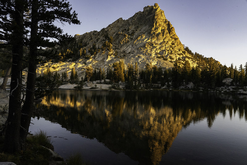Bear Valley Lake