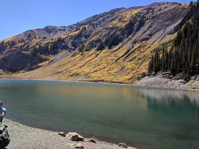 Maroon Bells Scenic Area Campground, Snowmass Village