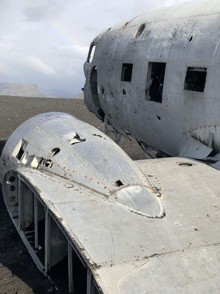 DC plane crash.