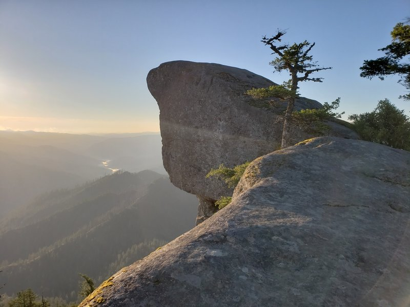 Hanging Rock. Hidden jem of Oregon.