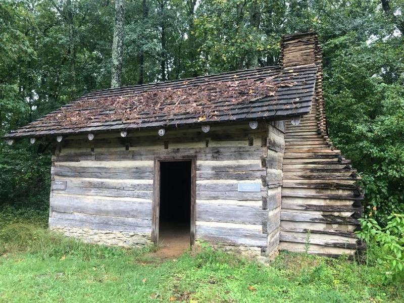200 Year Old Cabin