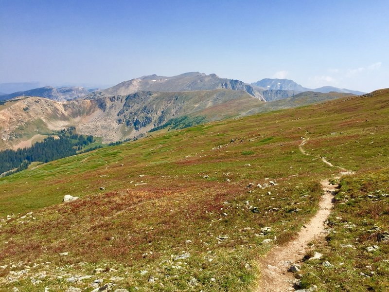 Continental Divide Trail 08/07/18