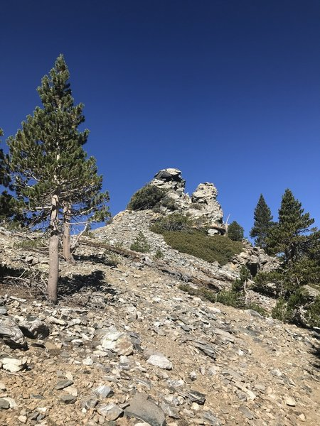 9/5/2018 Baldy via Bear Canyon Trail  Steep and exposed, and beautiful!